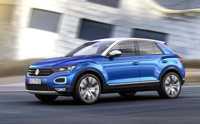 Nye personbiler - Volkswagen København